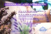 Lavender, the scent of the season