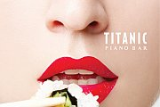 Sushi at Titanic Piano Bar!