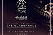 April & The Butterfly Live at Quadrangle