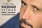 Rashad Selwan live at William Cheese