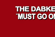 """The Dabkeh """"must go on"""""""