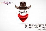 Cowboys Night at Amethyste