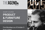 Product & Furniture Design a workshop by Paul Moawad at The Agenda