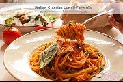 Italian Classics Lunch Formula