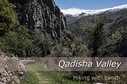 Qadisha Valley - Hiking with Lunch