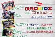 Radkidz Friday Fitness @ 180 degree Fitness and Spa Jnah