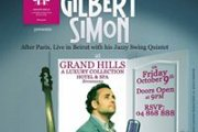 "GILBERT SIMON ""THE JAZZY SWING & BLUES LIVE SHOW"""