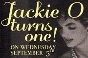 Jackie O' turns 1