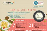Cook like a chef in 90 min - Cooking Classes with Mommy  Made