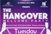 The HANGOVER Welcome Party