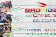 Radkidz Thursday Fitness @ Genesis Health Club