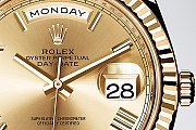 """The """"DAY-DATE 40"""" Exhibition - By ROLEX"""