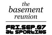 THE BASEMENT REUNION at SPORTING