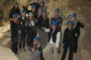 Caving - VIA Ferrata - with Dale Corazon