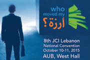 "8th JCI Lebanon National Convention - ""Who Moved My Cedar?"""