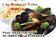 Fresh Mussels from the sea!