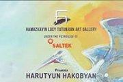 Haroutyun Hakobian Exhibition