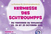 Kermesse Des Schtroumpfs 2015