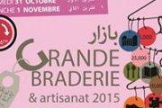 GRANDE BRADERIE ET ARTISANAT 2015