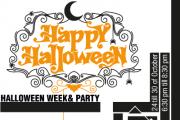 Halloween week & party