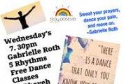 5 RHYTHMS DANCE in LEBANON