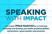 Speaking with Impact