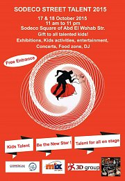 Sodeco Street Talent 2015