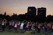 Sunset Yoga at Horch Beirut with Beirut Yoga Center