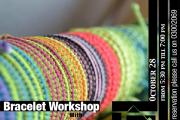 Bracelet Workshop with Rody Sakr