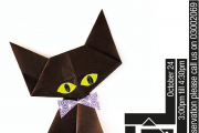 Halloween Origami Workshop with the hilarious project