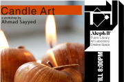 Candle Art Workshop