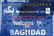 Fast Forward - Art Exhibition by Mahmood Shubbar