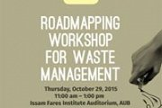 Roadmapping Workshop for Waste Management