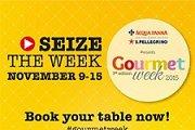 Beirut Gourmet Week 2015