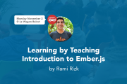 Learning by Teaching, Rami Rizk