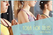Yoga for Teens with Bella