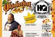OKTOBERFEST 2015 @ House of Music HQ