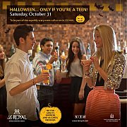 Halloween... Only if you're a Teen!
