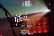 Alecco's Live at La Boite