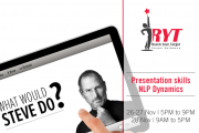 Presentation Skills - NLP Dynamics Workshop