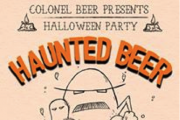 Colonel Beer presents: Halloween Party