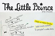 The Little Prince * The Movie - Fundraising Event for I Leaf Art - Lebanon