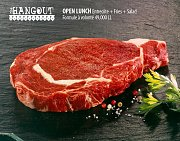 Open Entrecote Lunch at The Hangout Beirut
