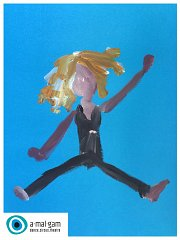 DANCE AND DRAWING FOR KIDS (Age 7+)