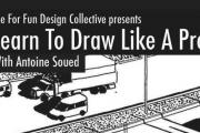 Draw Like A Pro Workshop