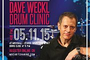 Dave Weckl Drum Clinic by Mozart Chahine