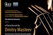 Dmitry Masleev Piano Concert