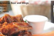 Open Warsteiner Beer & Wings