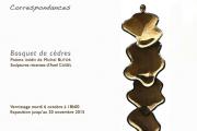 Correspondances II : Bosquet de Cèdres
