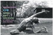 Wednesday Soft Hatha Yoga with Helena